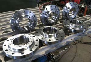 Fully Machined Flanges